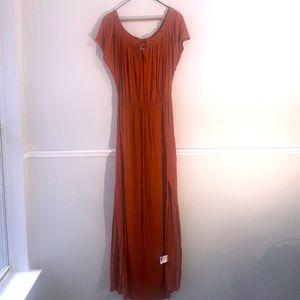 - H&M Maxi Dress Size Large